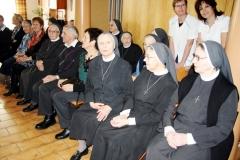 iLes Soeurs de Ste-Ursule célèbrent leur première Centenaire