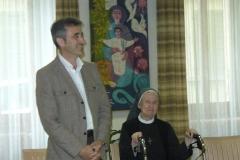 90 ans de Sr Myriam Lorétan