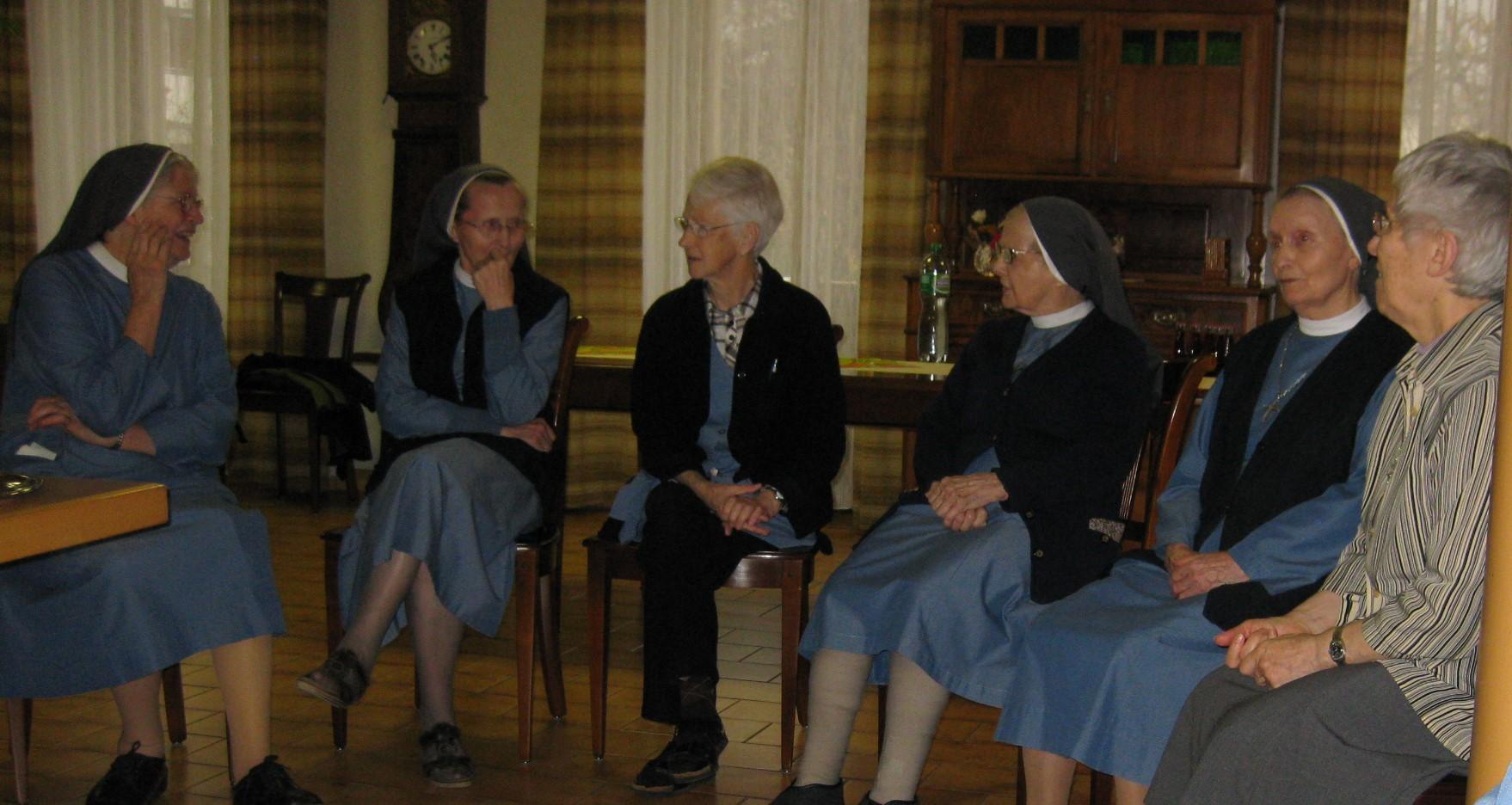 Groupe de soeurs