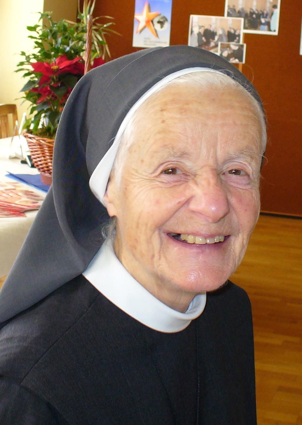 Sr Anne-Marie Fleiner