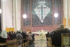 Sion : journée de la vie consacrée Eglise du Sacré-Coeur 02.02.2011