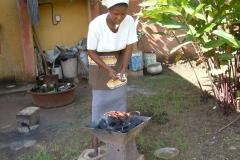 Vie quotidienne au noviciat de Yamoussoukro